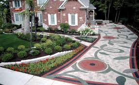 Paver Design Software by Creative And Artistic Paver Installations Turf