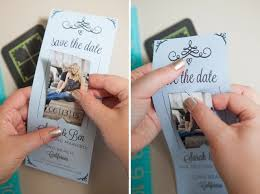 save the date wedding magnets learn how to easily make your own magnet save the dates diy