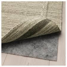 ikea carpet pad stopp filt rug underlay with anti slip 5 5 x7 9 ikea
