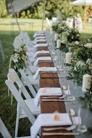 Outdoor Wedding Chair Decorations 423 Best Wedding Reception Images On Pinterest Wedding Reception