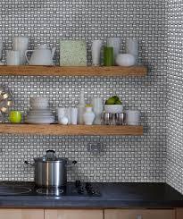 steinwand küche 36 besten küche mit steinwand bilder auf steinwand