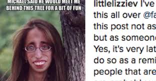 Cruel Meme - the internet made a cruel meme out of this woman and she