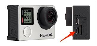 how to connect an external microphone to your gopro
