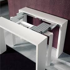 Space Saving Dining Tables And Chairs This Table Transforms Into A Dining Table Goliath