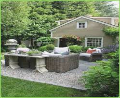 amazing pea gravel patio for your outdoor area u2013 webbird co