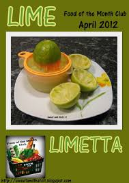 food of the month club lime recipe up food of the month club la cocina de leslie