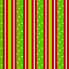 christmas gift wrapping paper lime green stripe polka dot christmas gift wrap