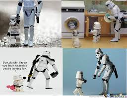 Star Wars Stormtrooper Meme - star wars stormtroopers father and son by luca772011 meme center