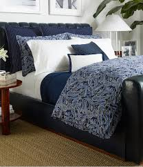 ralph lauren king down comforter ralph lauren costa azzurra nautical paisley comforter blue