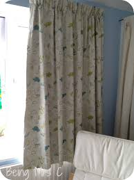 Dunelm Mill Nursery Curtains by Dinosaur Curtains Home Design Ideas And Pictures