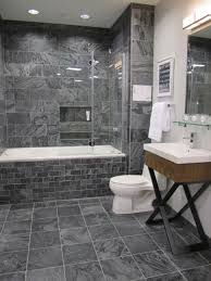 mirrored bathroom floor cabinet
