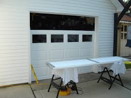 Replacing Wood Paneling by Wooden Garage Door Replacement Panels Wageuzi