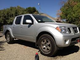 nissan titan quick lift most lift that still looks good with 265 75 16 tires pictures