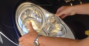 porsche cayenne headlights removing porsche cayenne headlights is way easy autoevolution