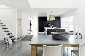 bodenbeläge küche bodenbelag aus beton vorteile und nachteile im überblick