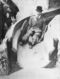 king george vi the future king george vi on the helter skelter at the wembley