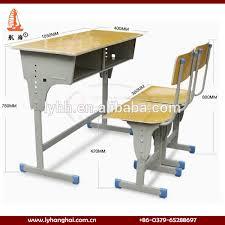 Buy Desk Chair Cheap Furniture Dubai Standard Size Student Table Desk