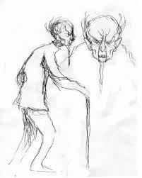 old man sketch by argami on deviantart