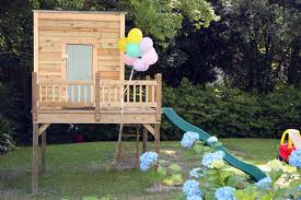 Backyard Playhouse Ideas 10 Diy Outdoor Playsets Tag Tibby