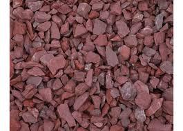 Red Landscape Rock by Landscape Supply