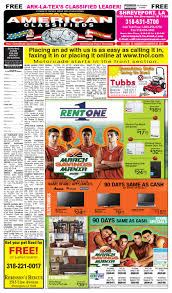 american classifieds shreveport la march 26th 2015 by