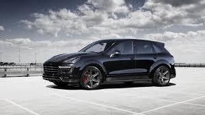 Porsche Cayenne Facelift - topcar dresses up the porsche cayenne facelift