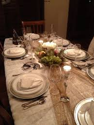 New Year Dinner Table Decoration by 18 Best Table Decoration Ideas Images On Pinterest Table
