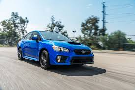 subaru wrx hatch 2018 every subaru model line will get a 50th anniversary limited