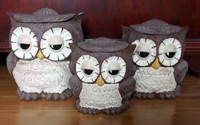 best kitchen canisters owl kitchen canisters 28 images sleepy owl ceramic kitchen