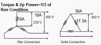 star delta motor starter