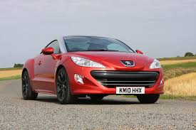 peugeot rcz black peugeot rcz coupe 2010 2015 features equipment and