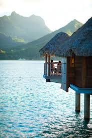 top 10 overwater bungalows with the best views exotic travel