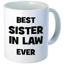 Best Coffee Mug Amazon Com Rikki Knight Best Sister In Law Ever 11 Oz Ceramic