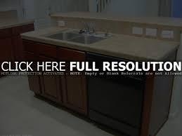 kitchen island sink dishwasher kitchen sink decoration
