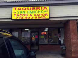 Home Depot Locations Roswell Ga Independent Restaurant Review Taqueria San Pancho