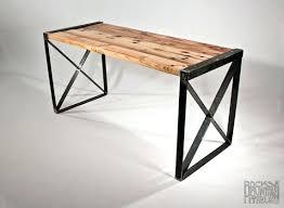 Modern Industrial Desk Desk Computer Desk Industrial Design Industrial Design Desk