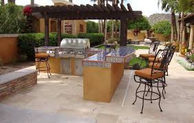 outside kitchen cabinets outdoor kitchen cabinets ikea blue ceramic tile worktop arched