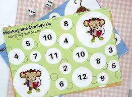monkey see monkey do free kids printable the inspiration edit