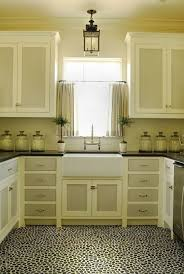 what color to paint two tone kitchen cabinets neutral kitchen with two tone painted cabinets not a fan of