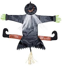 Halloween Witch Decorations For Trees by Crashing Witch Halloween Decorations Pin Wreaths And Hanging