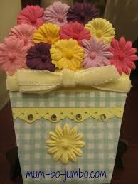 Challenge Flower Pot Flower Pot Card Card Challenge 4 Bo Jumbo