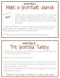 thanksgiving family home evening kit free printables live craft eat