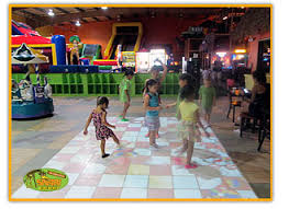 party places for kids kids and my sports