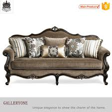 Chesterfield Sofa Antique Royal Office Furniture Antique Gold Wood Frame Chesterfield