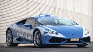 modified lamborghini lamborghini huracán has joined italy u0027s police force fortune