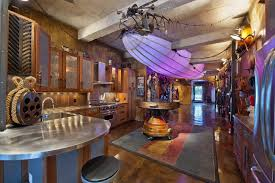 steampunk interior design where old meets new furnishmyway blog
