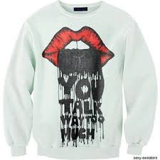 cool sweaters sweatshirts and hoodies polyvore