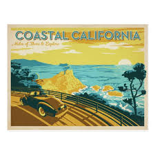 california postcards california post cards