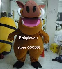 lion costumes for sale high quality size mascot costume lion king pumba