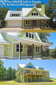 architecturaldesigns com plan 18266be storybook bungalow with screened porch